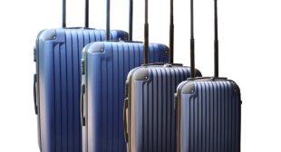 4 Delige Kofferset
